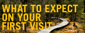 What to expect on your first visit