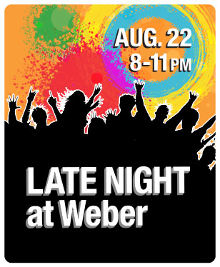 Late Night at Weber